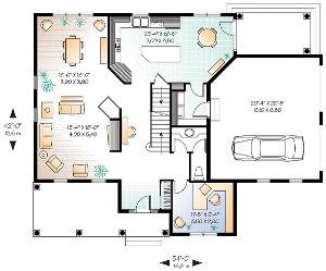 Farmhouse Style House Floor Plans with Farmhouse Home Plan Design