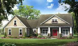 how much does it cost to build a craftsman style house in