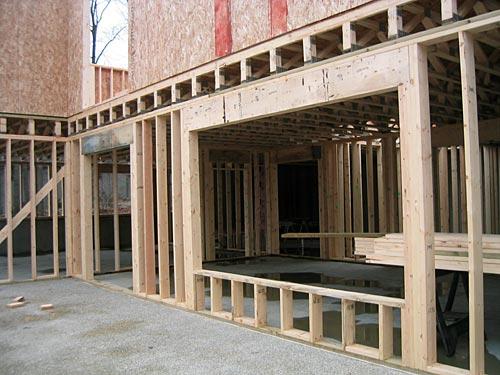 Walkout basement for Walkout basement construction