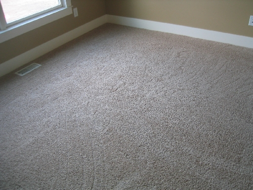 Building A House Step By Step Painting Final Trim Carpet