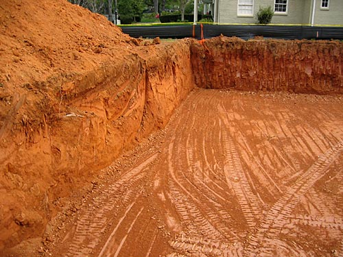 source for finding an excavation contractor for digging the basement